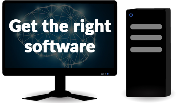 Get the right software for inline drawing