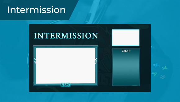 twitch for streamers is an intermission