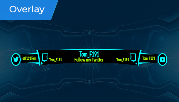 The Ultimate List Of Free Twitch Overlays For Your Twitch Live Streams