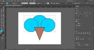 compound shape illustrator